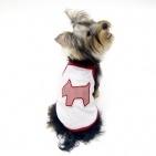 Joss Bling Dog Tank via Pets Dreamz Online Pet Store