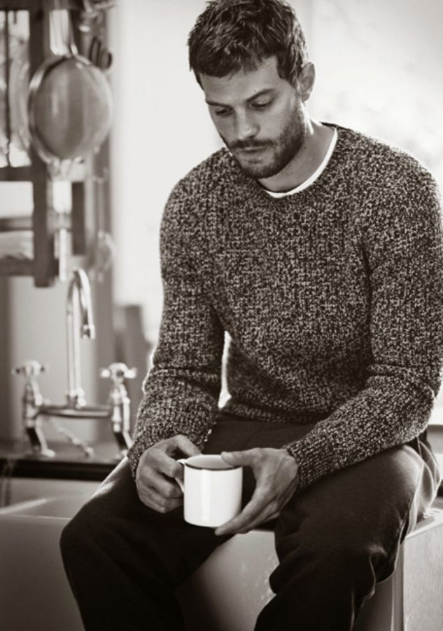 Jamie Dornan looks hot in British VOGUE|Lainey Gossip Entertainment Update