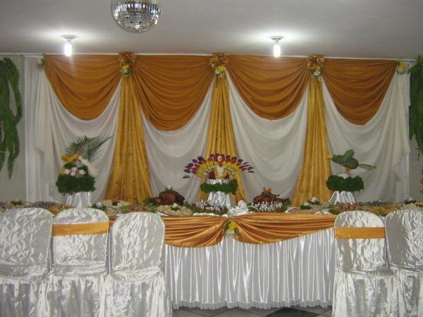 Novedades de waldita decoraci n para fiesta de matrimonio for Decoracion para casamiento