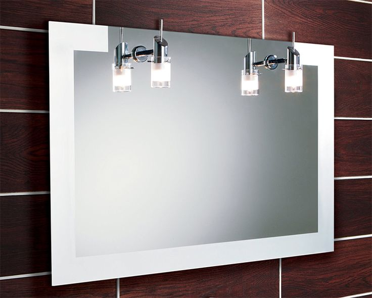 10 best hib mirrors images on pinterest cord cords and electrical bathroom ideas felix illuminated mirror is a landscape mirror with frosted glass edges two chrome halogen lights mozeypictures Gallery