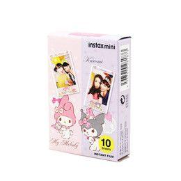 Mini instax 25 couleurs à vendre-20 Shees Instax Film Mini Instax Mini Couleur ALICE In Wonderland Instant Film Pour Mini 7s / 8/25/50/90 Polaroid Instant Camera Bonne Qualité