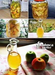 Aceto di mele Come?