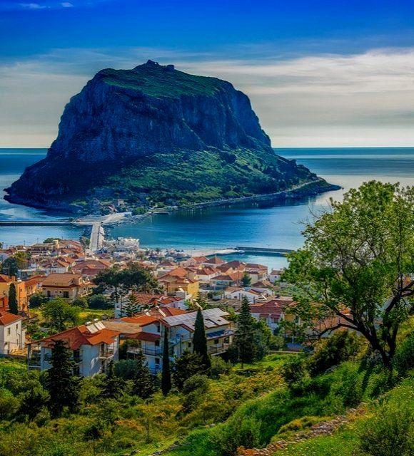Monemvasia, Lakonia (Peloponnese), Greece | by Xristos Giofkos