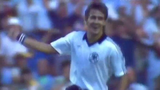 Pierre Littbarski best of: Dribblings & Goals