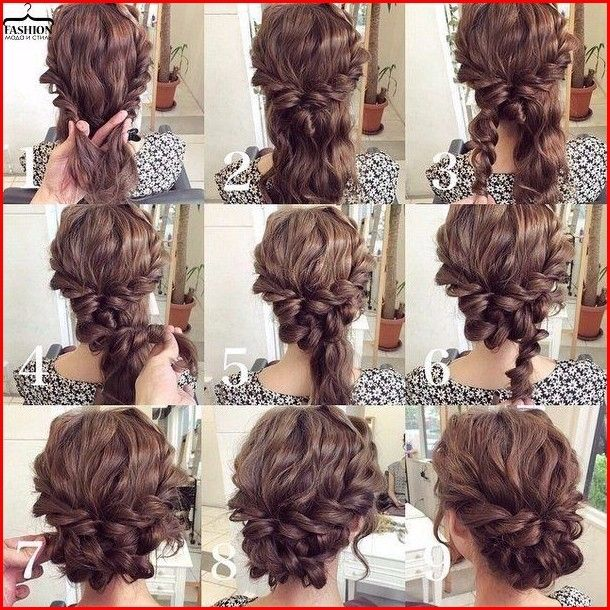 Cute Prom Hairstyle For Shoulder Length Hair Hair Styles Long Hair Styles Hair Tutorial