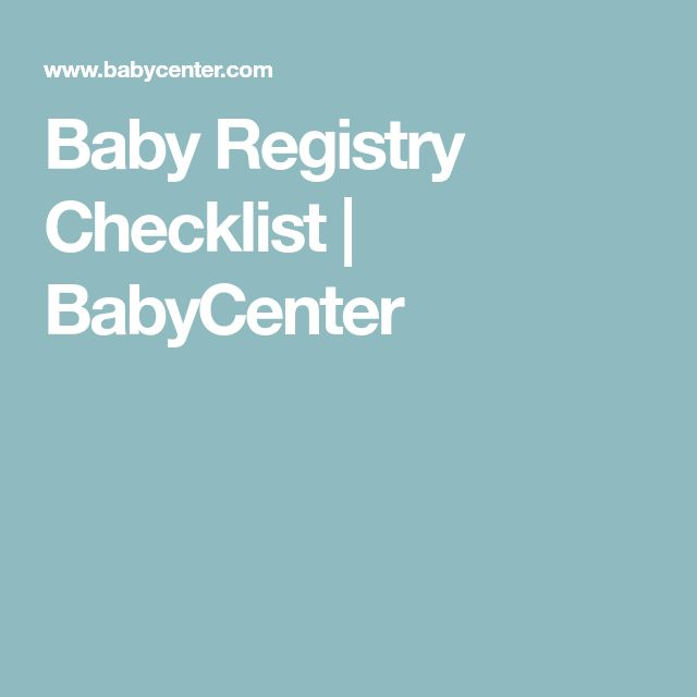 The 25+ best Baby registry checklist ideas on Pinterest Baby - baby registry checklist