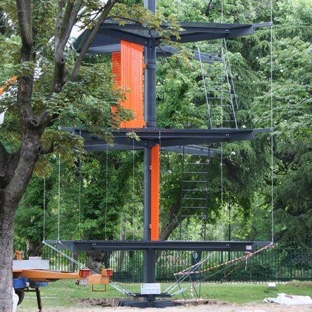 Casa per tutti |  Alejandro Aravena, Massimiliano Fuksas, MVRDV, I-Beam Design, The Mad Housers and Kengo Kuma | Milan Triennale 2008