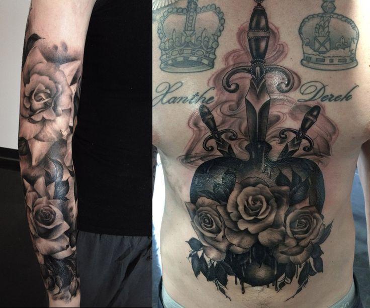 Guest Artists | Memoir Tattoo