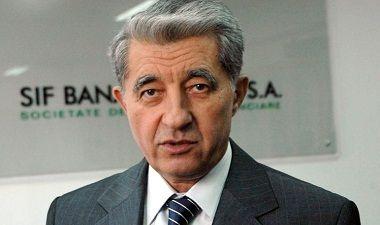 How a Romanian (Arad) technocrat looks: I.Cuzman, director of SIF Banat-Crisana
