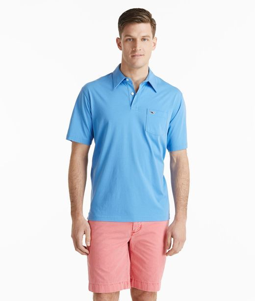Vineyard Jersey Polo