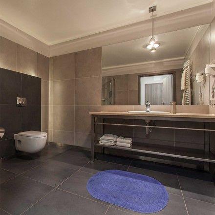 Tapete Banheiro Flip - Indigo 0,50m x 0,80m - Kapazi