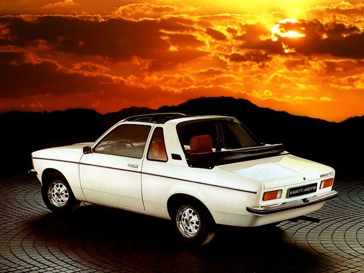 1976–78 Opel Kadett Aero (C)
