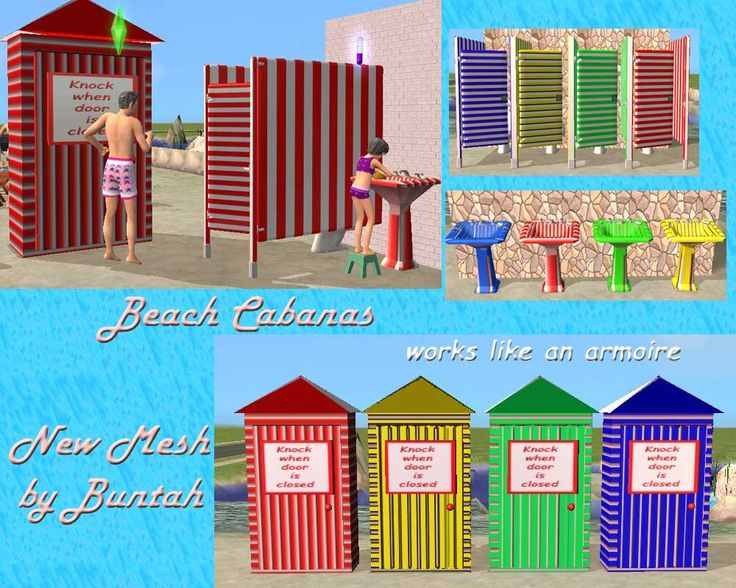 Changing Cabana Buscar Con Google Beach Cabanas