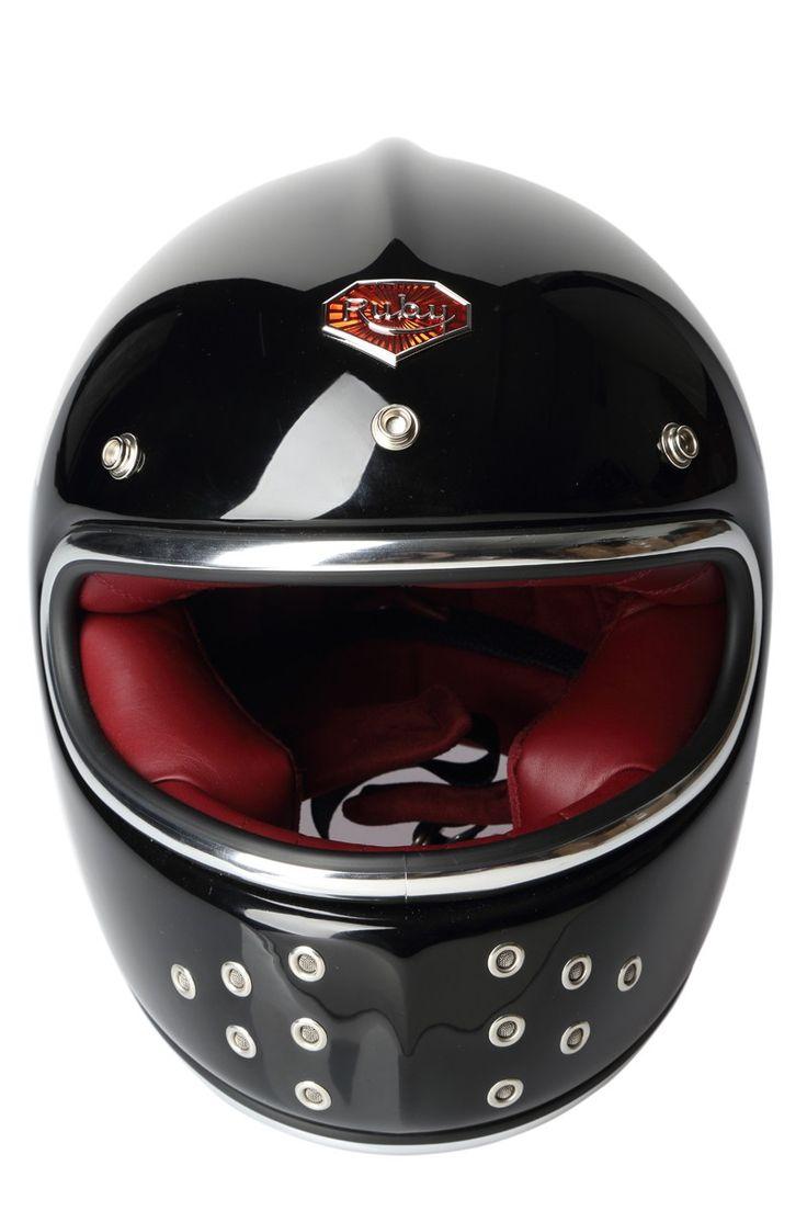 11 Best Old School Motorcycle Helmets Images On Pinterest
