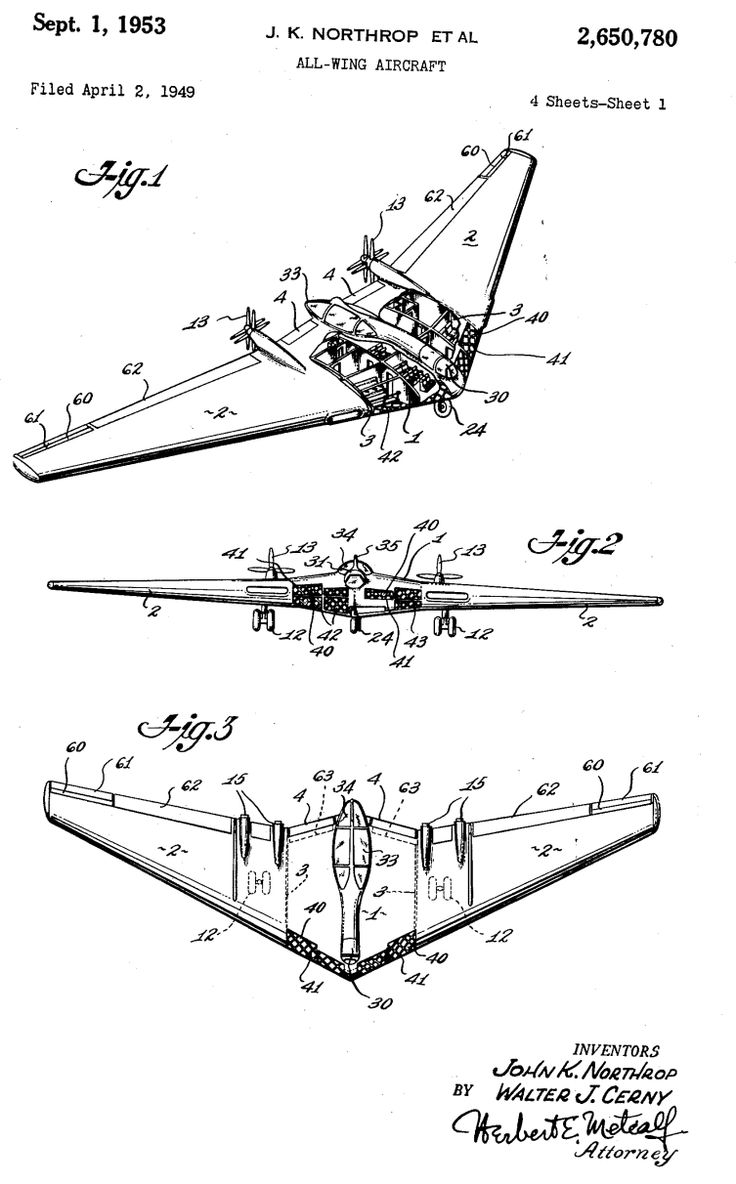 17 best images about flying wing on pinterest