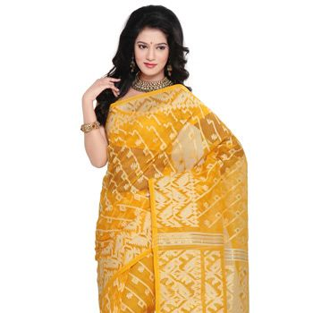 Dhakai jamdani saree online shopping