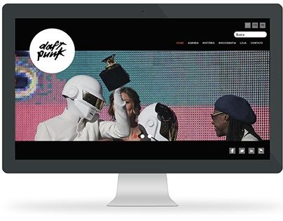"Check out new work on my @Behance portfolio: ""Layout for Box Daft Pank Web"" http://on.be.net/1hw0uL3"