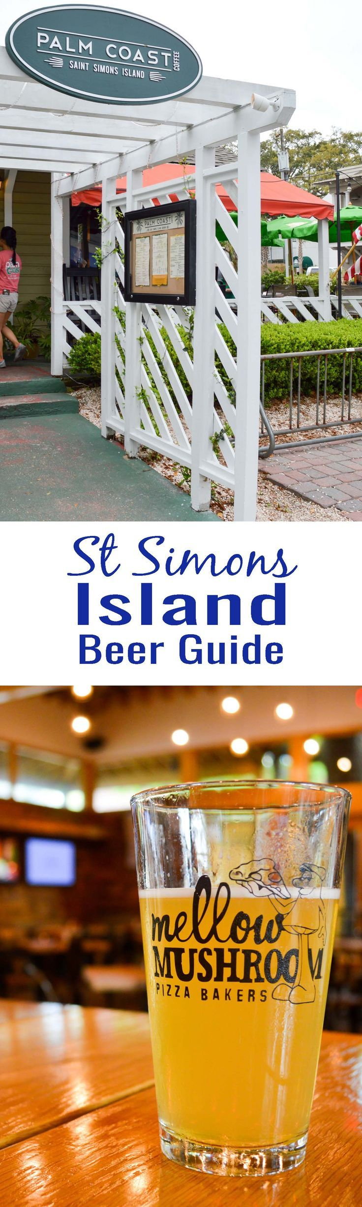 Our St Simons Island beer guide covers everything from bottle shops to beer focused bars and restaurants. Enjoy a craft beer alongside that fresh seafood dinner or on that afternoon at the beach!