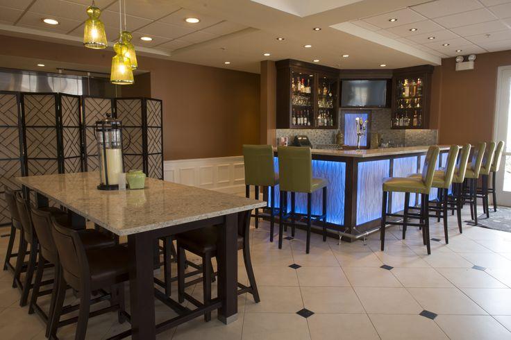 The Garden Grille Bar Hilton Garden Inn Hamilton Nj Distincthospitalitygroup