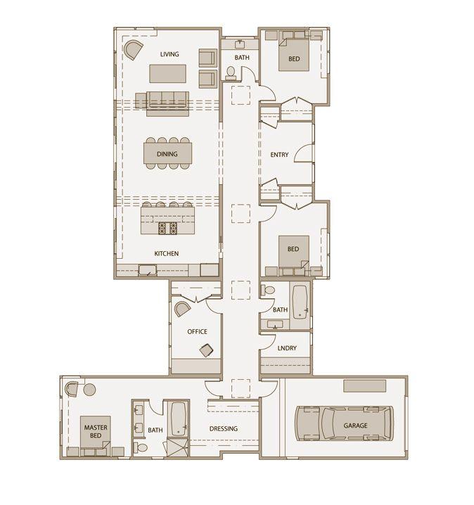 20 Best Images About Modern Modular Floor Plan On Pinterest