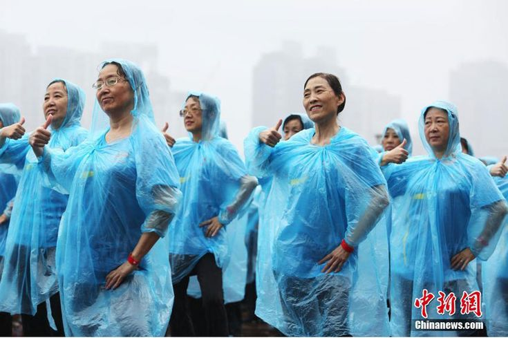 For some reason I find this endeavour...by these women...the pictures only show women...to be most adorable.  Square dancing...to set a new world record...and done in downtown Shanghai...adorable!!   Ken Megale