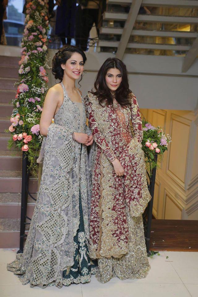 Zara Shah Jahan Bridal Trunk Show pakistan 2016
