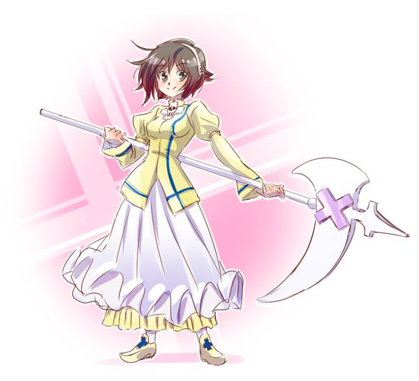 In honor of Ruby's seiyuu being Saori Hayami | RWBY | Know Your Meme
