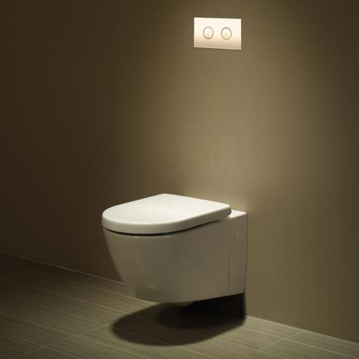 Toilet Suites - Seido - Seido Icon Series ll Wall Hung Suite