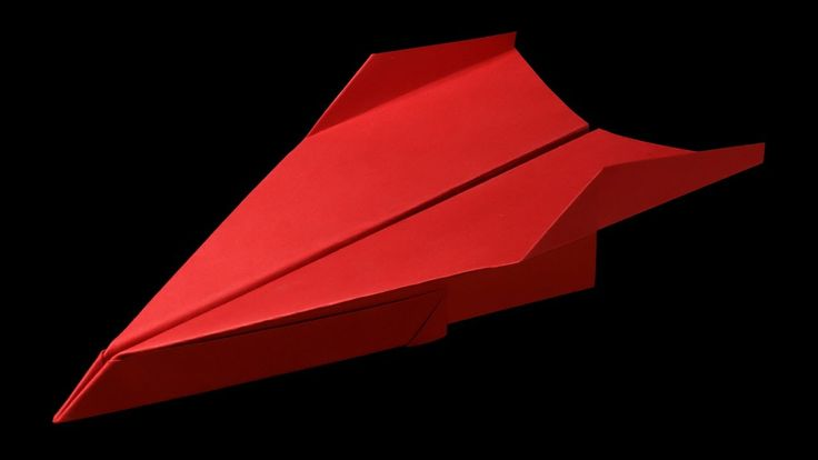 how to make the best paper plane easy