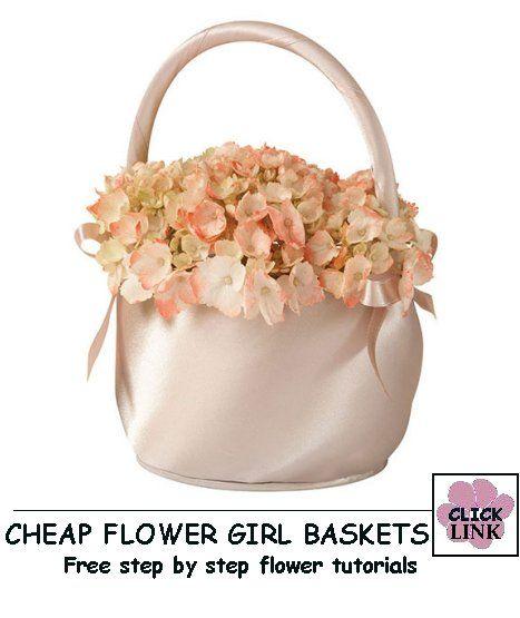 Flower Girl Baskets On Pinterest : Best images about flower girl baskets on