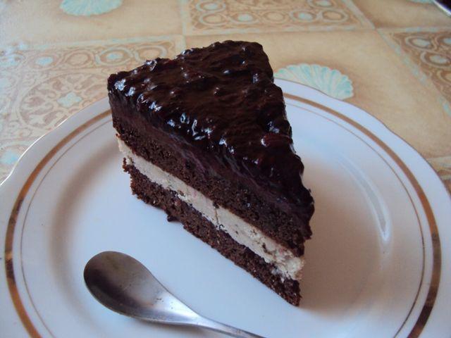 gastanovo cokoladova torta (Paleo)