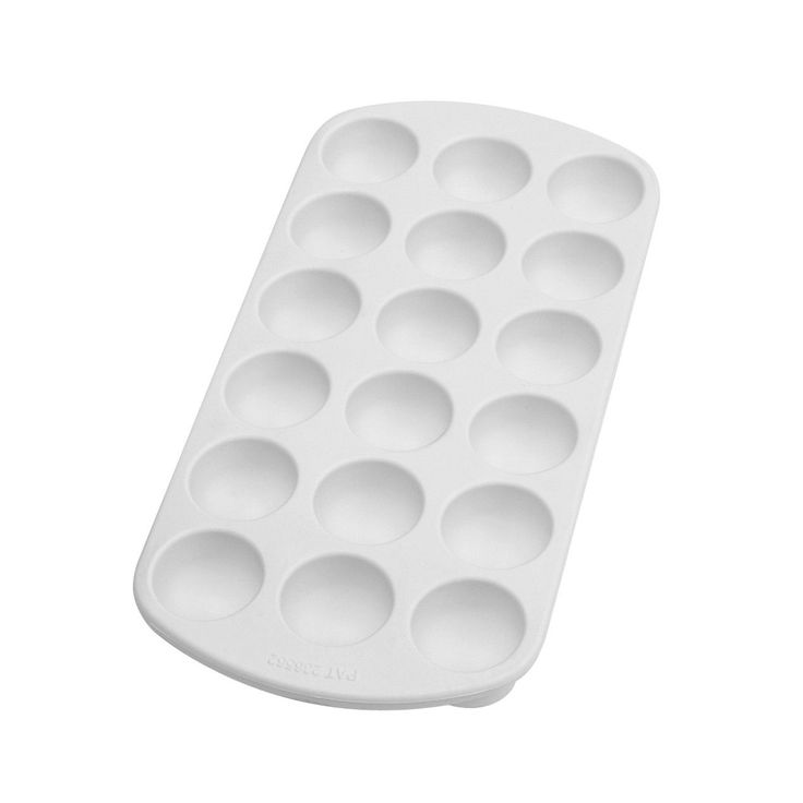 Gourmet Round Ice Cube Tray (Set of 2)