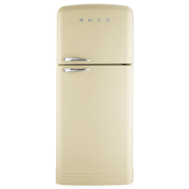 Smeg's retro-style fridges are renowned for their style and sophistication, with the FAB50 serving as a classic example. Available in white, silver and panna (cream) finishes, this family-sized refrigerator can perfectly complement your kitchen's unique design. Plus, the interior has … Continued