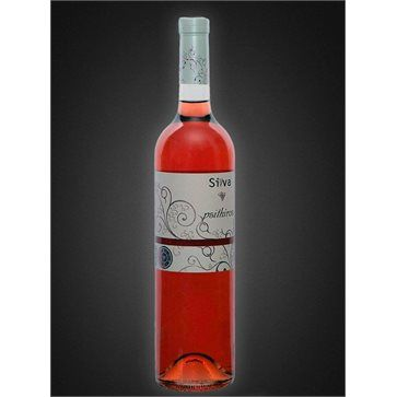 PSITHIROS Rose Organic Wine by SILVA Daskalakis Wines