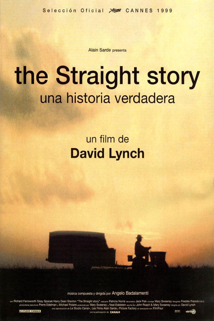 Una historia verdadera - The Straight Story