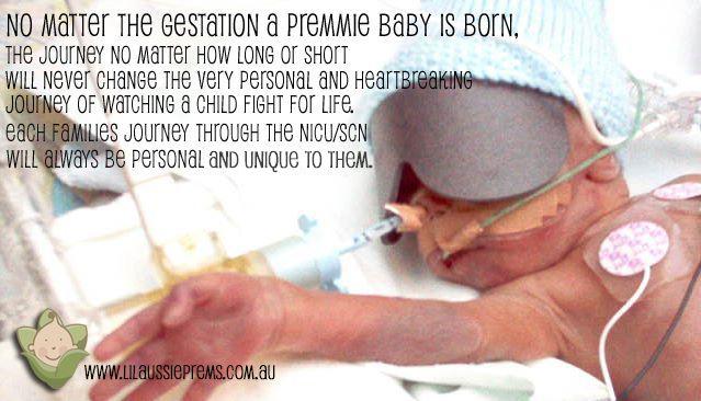 Nicu Quotes | Quotes, Versus & Messages for Premature Babies | L'il Aussie Prems ...
