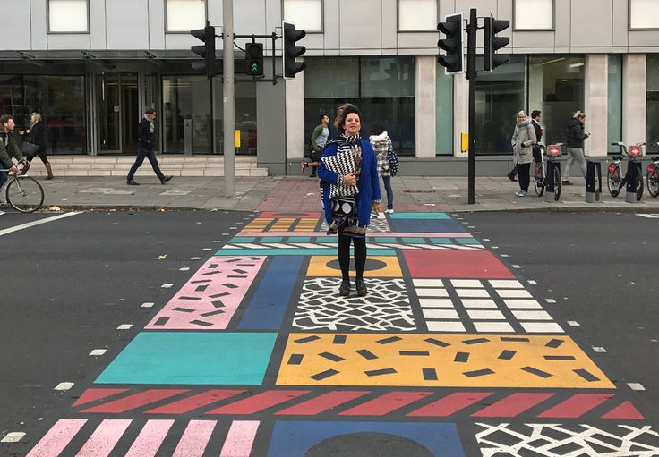 City in a Suitcase: Artist Camille Walala Gives Us a Peek into London's Culture
