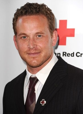Cole Hauser. He looks better when his hair is curly.