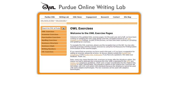 Owl paraphrasing game