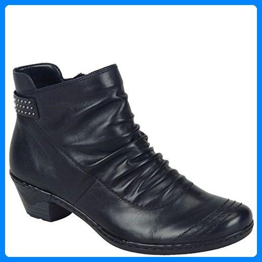 Rieker Woman Boot Cerase Black - Stiefel für frauen (*Partner-Link)