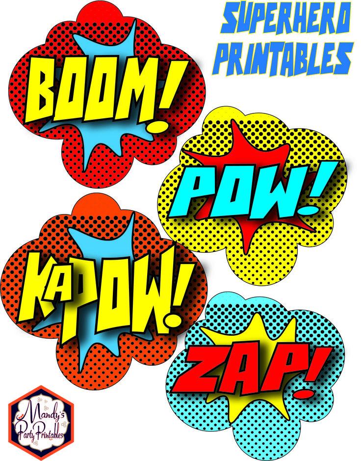 Free PJ Masks Party Printables Round 2