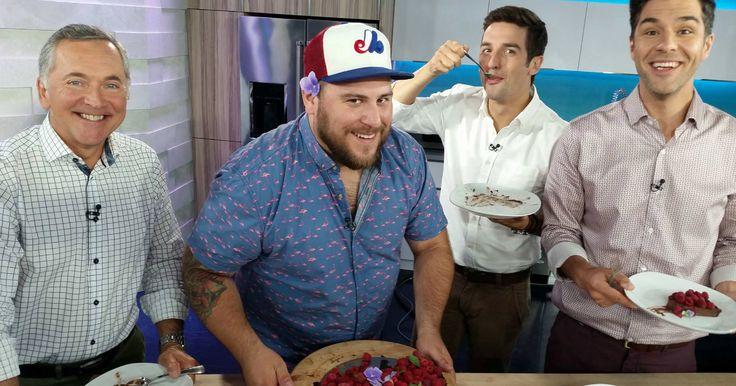 SB Cuisine vous propose de vous sucrer le bec avec cette délectable tarte au chocolat au thé et framboises.