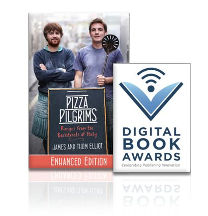 DBW 2014 Digital Book Awards - HarperCollins/Bookry Multi-Touch book nominated for a Digital Book Award