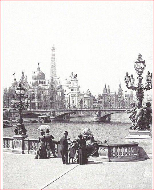 Passione Expo, dal 1851 a oggi: tutte le esposizioni prima di Milano PARIGI 1889