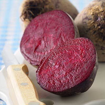 Beets reduce inflammation, and are packed with fiber, vitamin C and plant pigments called betalains. | Health.com