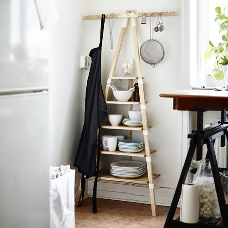 We've collected together 13 of our favouriteIKEA designs and hacks – from kitchens by Danish architects to furniture for space-poor hipsters