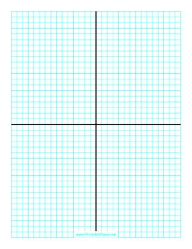 graph paper 10 squares per inch pdf