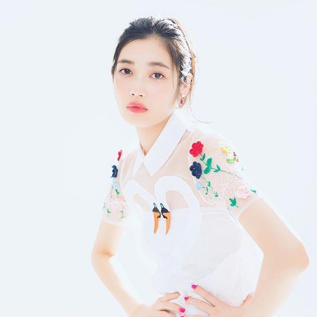 MAQUIA 7月号 HM:@chigirakeiko