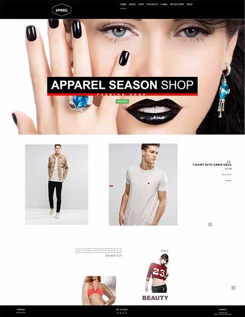 #Modekleding Winkel Online – kom zaken doen