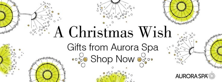 Christmas Joy, Gifts from Aurora Spa